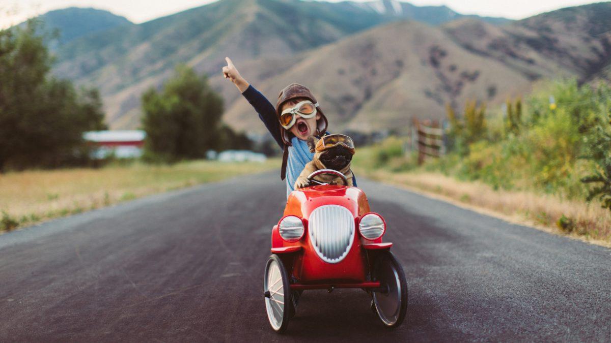 Mit Kindern in den Urlaub mit dem Auto